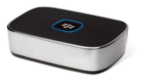 Blackberry-presenter