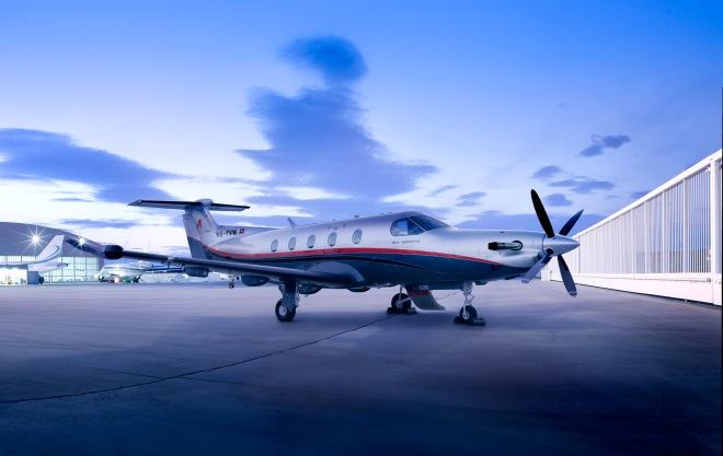 AMAC Aerospace Turkey -Pilatus PC-12 (3)