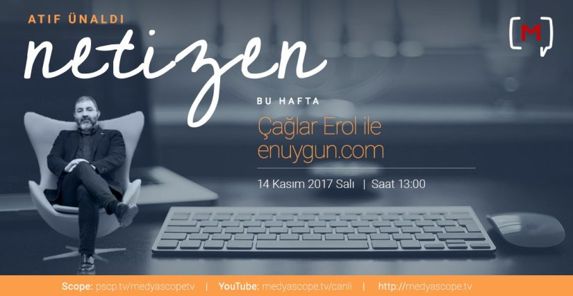 Netizen (8) : Çağlar Erol ile enuygun.com girişiminikonuştum